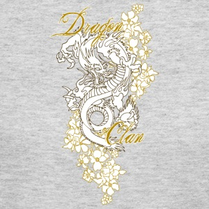 dragon clan - Women's Long Sleeve Jersey T-Shirt