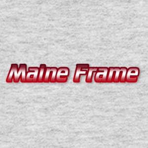 Maine Frame - Women's Long Sleeve Jersey T-Shirt
