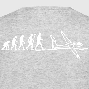 evolution glider pilot - Women's Long Sleeve Jersey T-Shirt