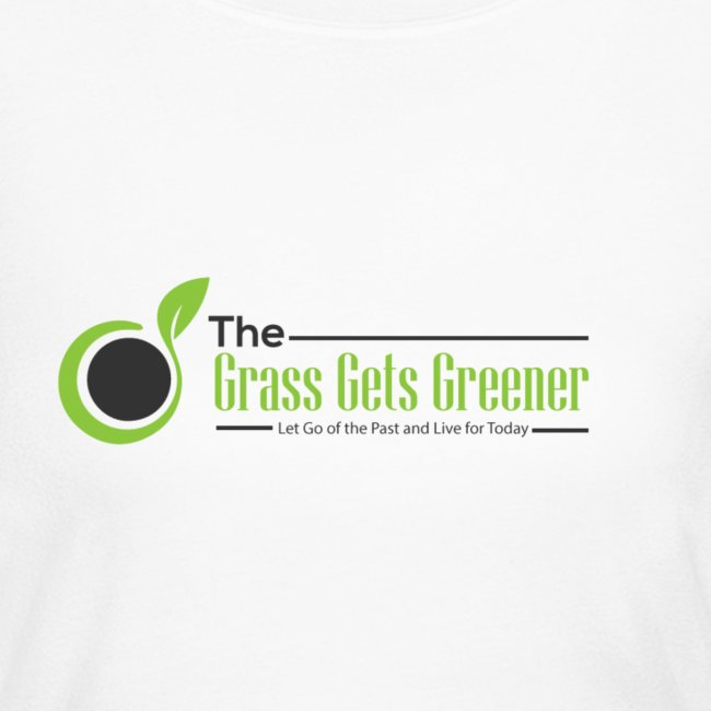 The Grass Gets Greener Logo w/ Text
