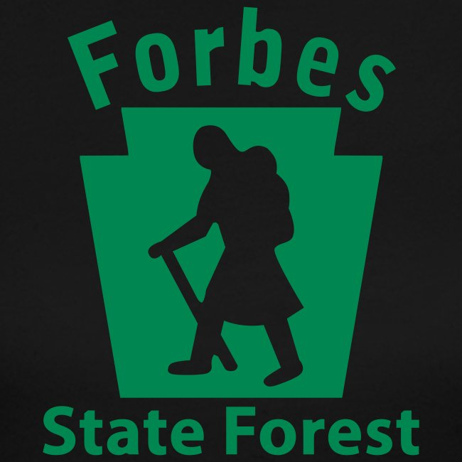 Forbes State Forest Keystone Hiker female