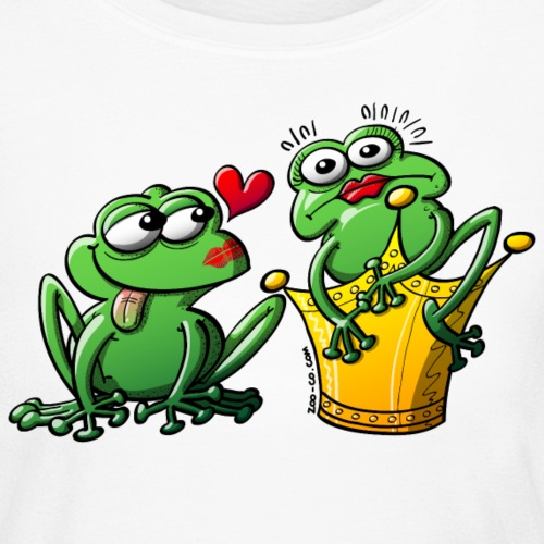 Princess is a Frog Now - Women's Long Sleeve Jersey T-Shirt