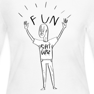 FUN - Women's Long Sleeve Jersey T-Shirt