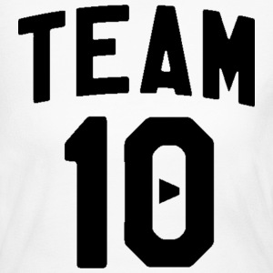 TEAM 10 TEN arc - black - Women's Long Sleeve Jersey T-Shirt