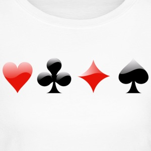 Card Gamer - Women's Long Sleeve Jersey T-Shirt