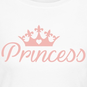 Crown Princess - Women's Long Sleeve Jersey T-Shirt