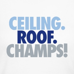 Ceiling roof champs - Women's Long Sleeve Jersey T-Shirt
