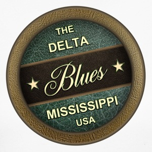 The delta blues - Women's Long Sleeve Jersey T-Shirt