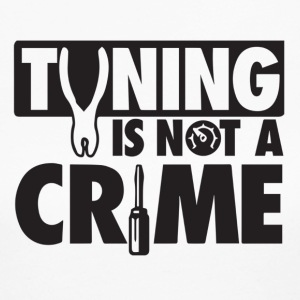 Tuning is not a crime - Women's Long Sleeve Jersey T-Shirt
