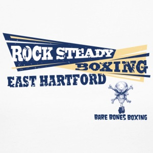 Rock Steady Boxing East Hartford - Women's Long Sleeve Jersey T-Shirt