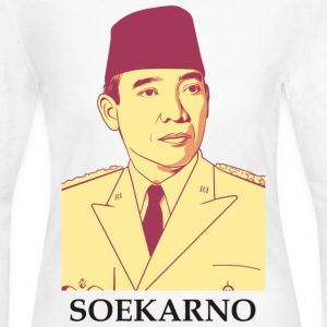 Soekarno - Women's Long Sleeve Jersey T-Shirt