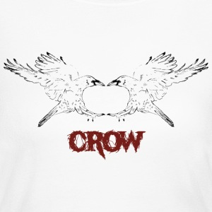 Mirror Crow - Women's Long Sleeve Jersey T-Shirt