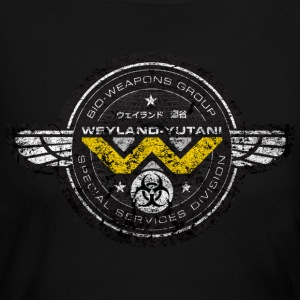 Weyland Yutani Bio Weapons Group - Women's Long Sleeve Jersey T-Shirt