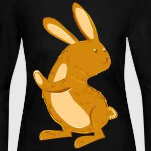 Sweet bunny - Women's Long Sleeve Jersey T-Shirt