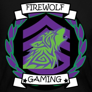 Firewolf gaming clan - Women's Long Sleeve Jersey T-Shirt