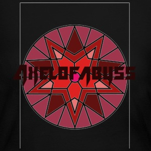 Axelofabyss shades of red - Women's Long Sleeve Jersey T-Shirt