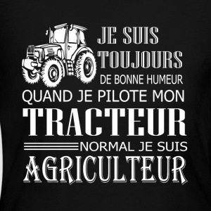 Tractor T Shirt - Women's Long Sleeve Jersey T-Shirt