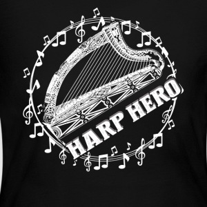 HARP HERO TEE SHIRT - Women's Long Sleeve Jersey T-Shirt