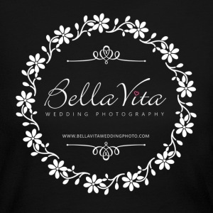 Bella Vita Wedding Photography - Women's Long Sleeve Jersey T-Shirt