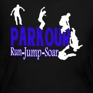 PARKOUR TEE SHIRT - Women's Long Sleeve Jersey T-Shirt