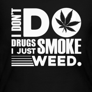 Smoke Weed Shirt - Women's Long Sleeve Jersey T-Shirt