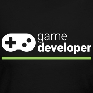 Game Developer T Shirt - Women's Long Sleeve Jersey T-Shirt