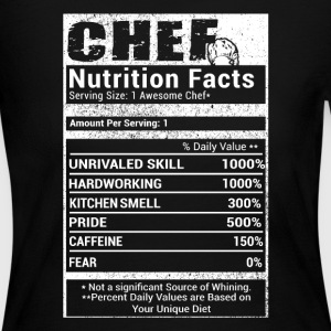 Chef nutrition T-Shirts - Women's Long Sleeve Jersey T-Shirt