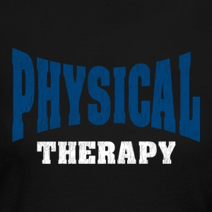 Physical Therapy - Women's Long Sleeve Jersey T-Shirt