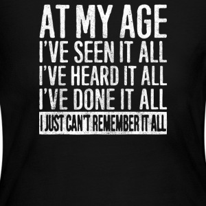 At My Age - Women's Long Sleeve Jersey T-Shirt
