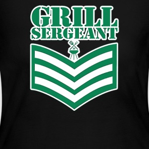 Grill Sergeant UK Army - Women's Long Sleeve Jersey T-Shirt