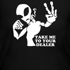 Take Me To Your Dealer - Women's Long Sleeve Jersey T-Shirt