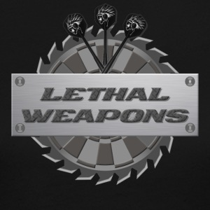 Lethal Weapons - Women's Long Sleeve Jersey T-Shirt