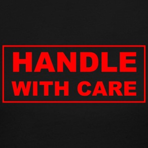 Handle with care - Women's Long Sleeve Jersey T-Shirt