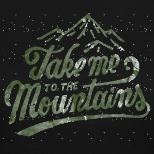 Take me to the mountains - Women's Long Sleeve Jersey T-Shirt