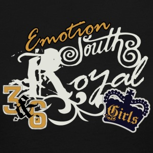 EMOTION GIRL - Women's Long Sleeve Jersey T-Shirt