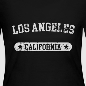 Los Angeles California - Women's Long Sleeve Jersey T-Shirt