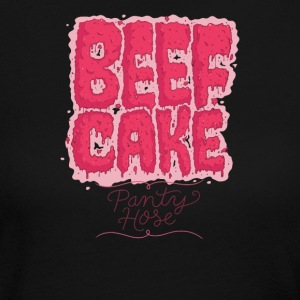 Party Hose Beef Cake - Women's Long Sleeve Jersey T-Shirt