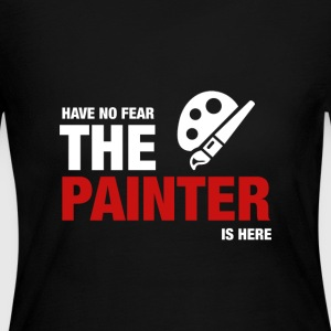 Have No Fear The Painter Is Here - Women's Long Sleeve Jersey T-Shirt