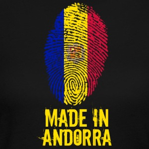 Made In Andorra - Women's Long Sleeve Jersey T-Shirt