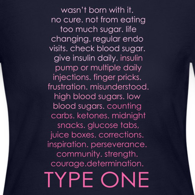 The Inspire Collection - Type One - Pink
