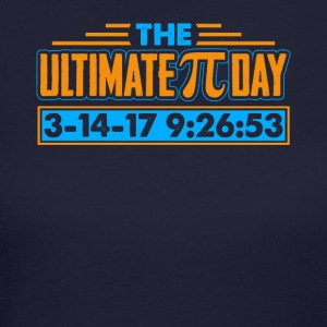 The Ultimate Pi Day Shirt - Women's Long Sleeve Jersey T-Shirt
