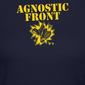 Agnostic front - Women's Long Sleeve Jersey T-Shirt
