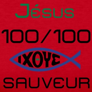jesus100 - Women's Long Sleeve Jersey T-Shirt