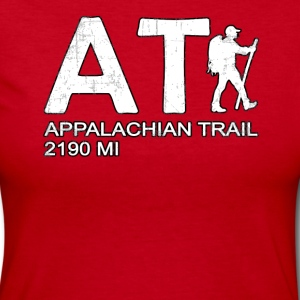 Appalachian Trail AT Hiker - Women's Long Sleeve Jersey T-Shirt