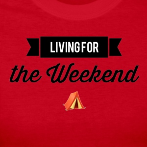 living for the weekend - Women's Long Sleeve Jersey T-Shirt