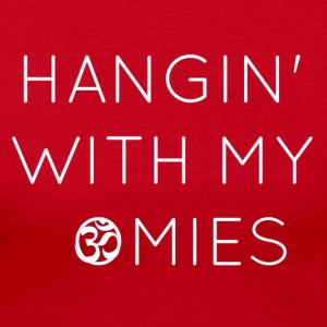 Hangin' with my omies - Women's Long Sleeve Jersey T-Shirt