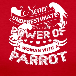 Parrot Tee Shirt - Women's Long Sleeve Jersey T-Shirt