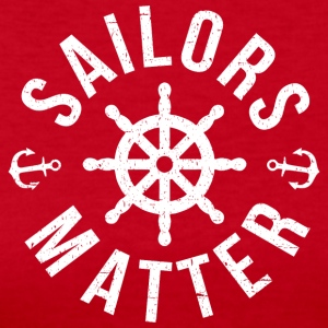 Sailors Matter - Women's Long Sleeve Jersey T-Shirt