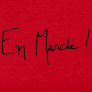 En Marche! - Women's Long Sleeve Jersey T-Shirt