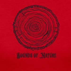sounds of nature tee - Women's Long Sleeve Jersey T-Shirt